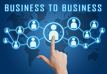 Introducing business to business web application